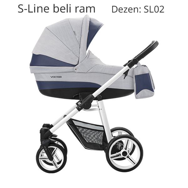 129 - Kolica za bebe