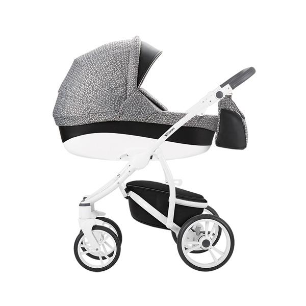 Bebetto TORINO S-line kolica za bebe, set 3u1