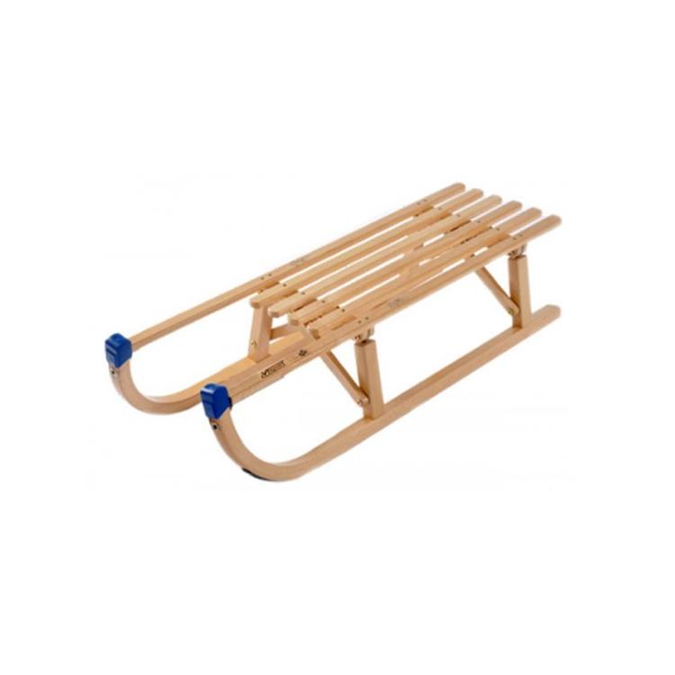 Sklopive sanke za decu - drveni mehanizam