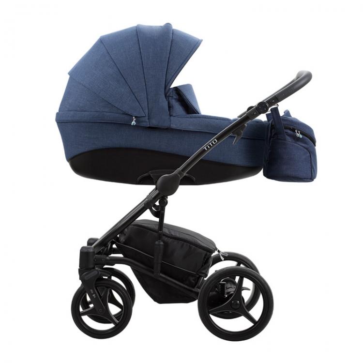 Bebetto Tito kolica za bebe, set 2u1