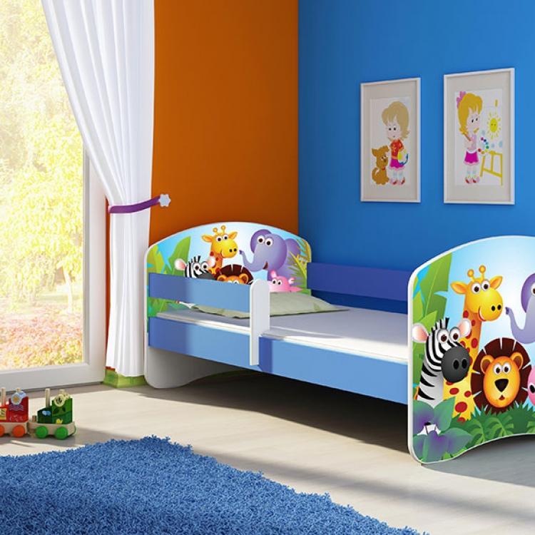 Krevet za decu Blue 140x70 acma 2