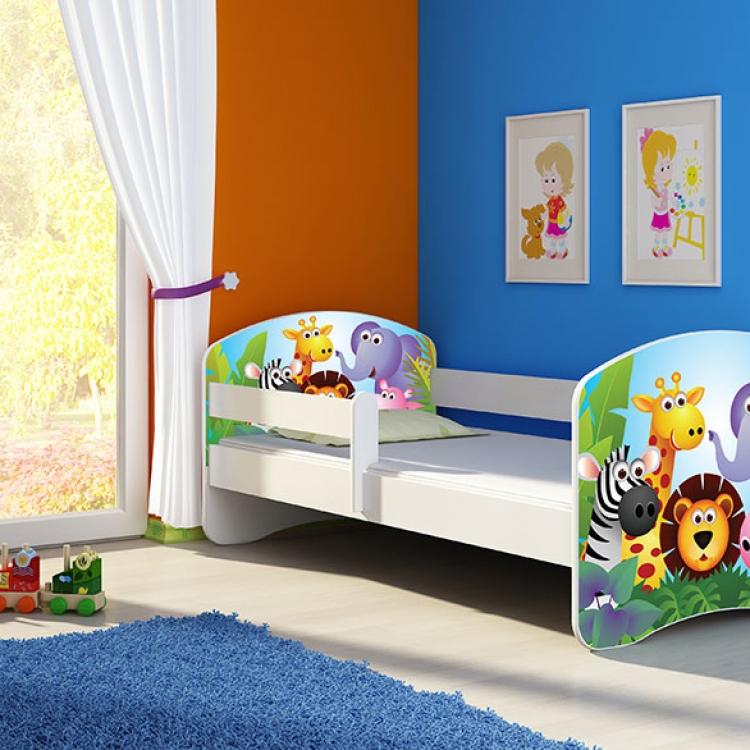 Krevet za decu White 140x70 acma 2
