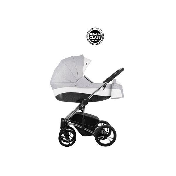 Bebetto Tito Premium Class kolica za bebe set 2u1