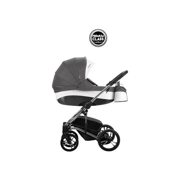 Bebetto Tito Premium Class kolica za bebe set 3u1