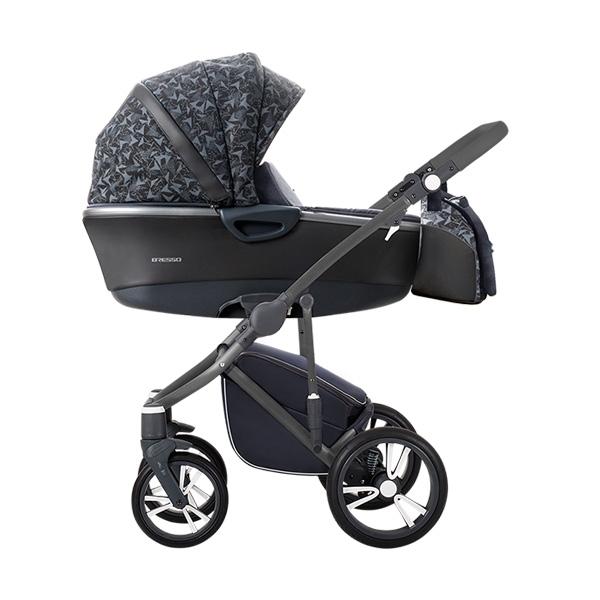 Bebetto Bresso kolica za bebe set 2u1