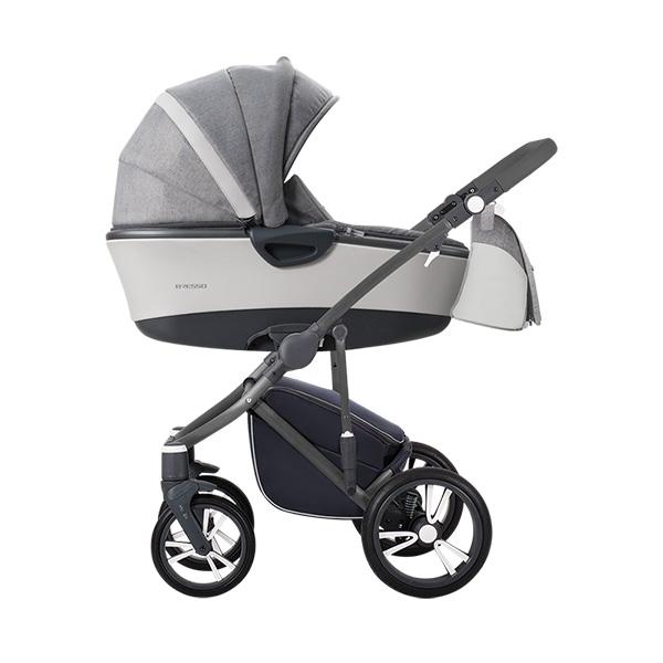 Bebetto Bresso kolica za bebe set 3u1