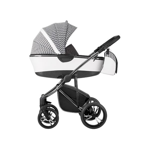 Bebetto Bresso Premium Class kolica za bebe set 2u1