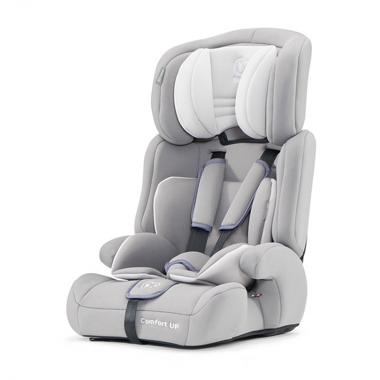 Kinderkraft auto sedište Comfort Up grey