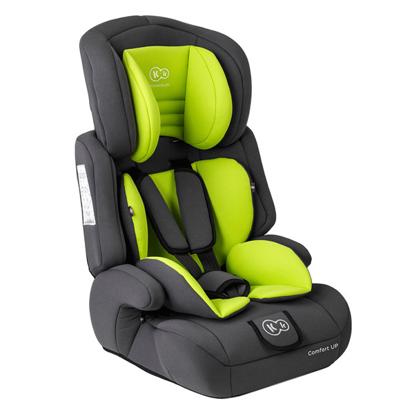 Kinderkraft auto sedište Comfort Up lime