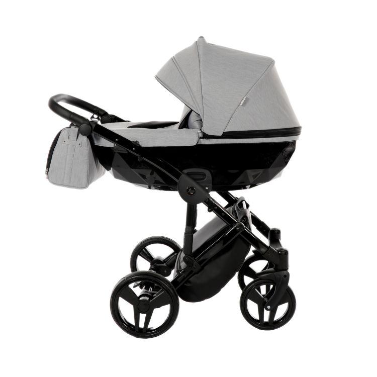 Junama Diamond kolica za bebe set 3u1