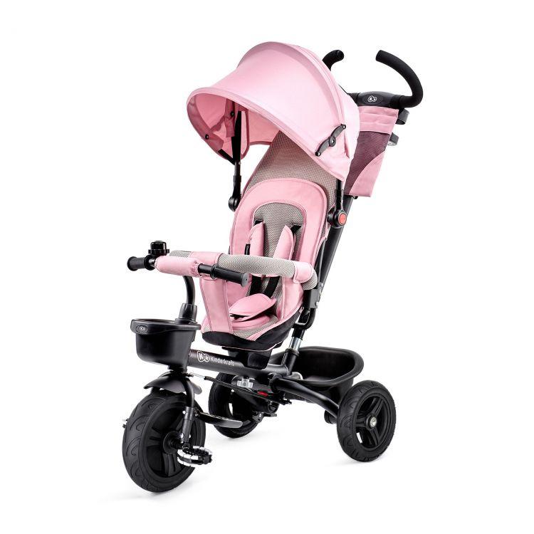 Kinderkraft tricikl AVEO 2u1 pink