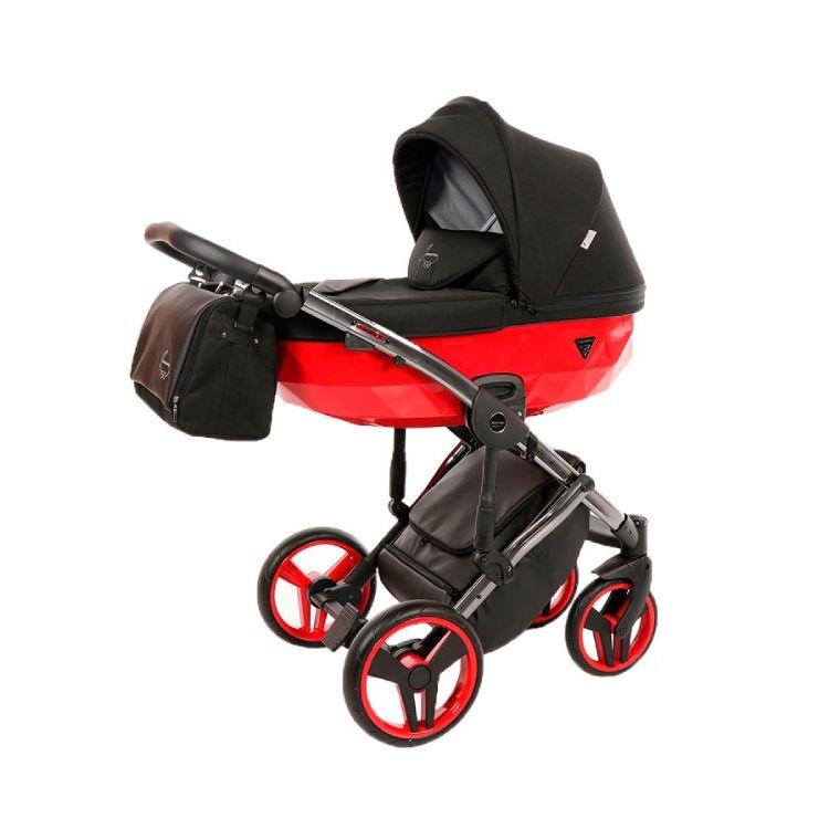 Junama Diamond S Line kolica za bebe set 3u1