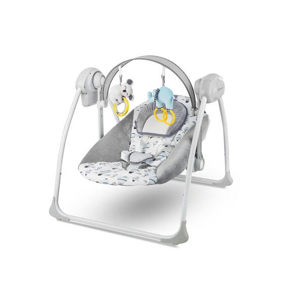 Kinderkraft stolica za ljuljanje FLO mint