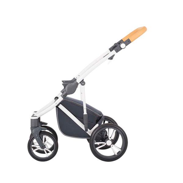 Bebetto Bresso ram kolica za bebe  - beli
