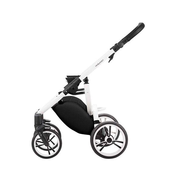 Bebetto Holland ram kolica za bebe - beli