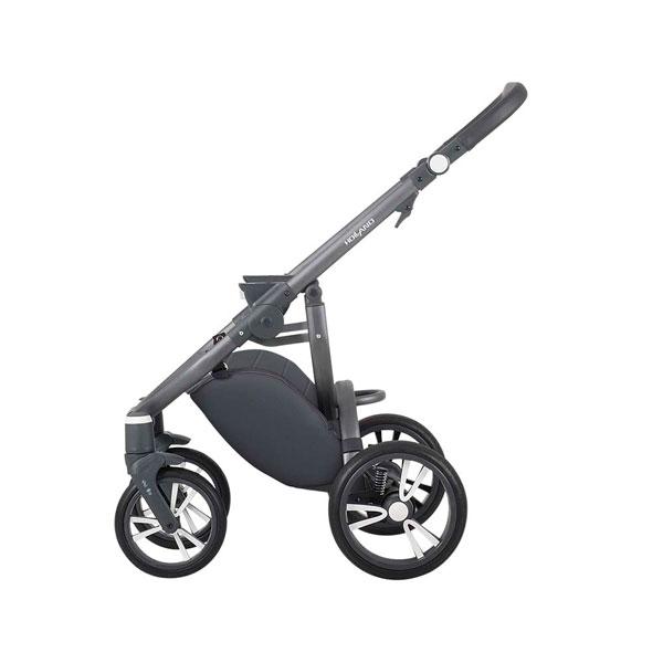 Bebetto Holland ram kolica za bebe - sivi