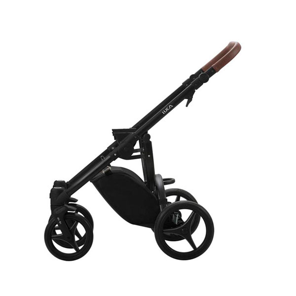 Bebetto Luca ram kolica za bebe - crni