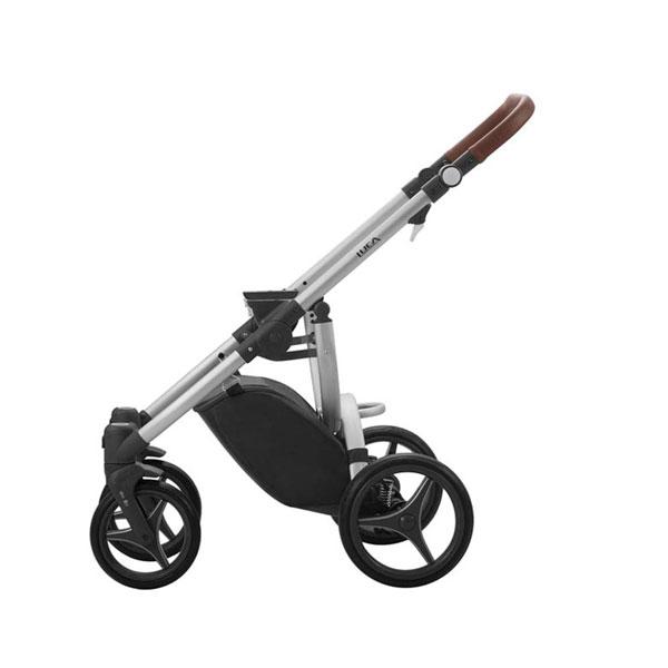 Bebetto Luca ram kolica za bebe - sivi