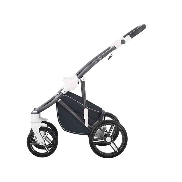 Bebetto Murano ram kolica za bebe - sivi