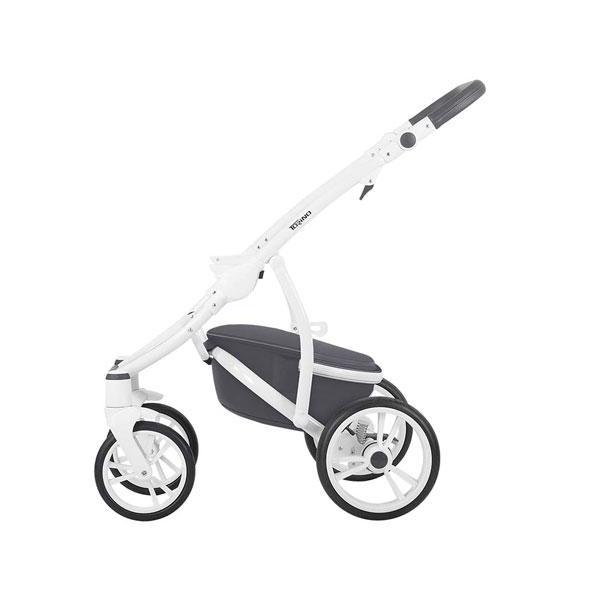 Bebetto Torino ram kolica za bebe - beli