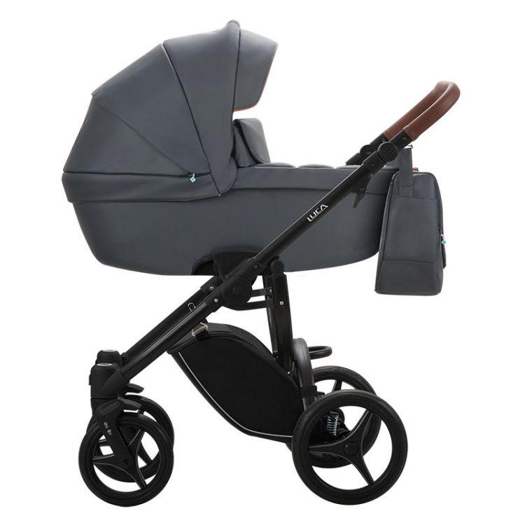Bebetto Luca PRO kolica za bebe set 3u1