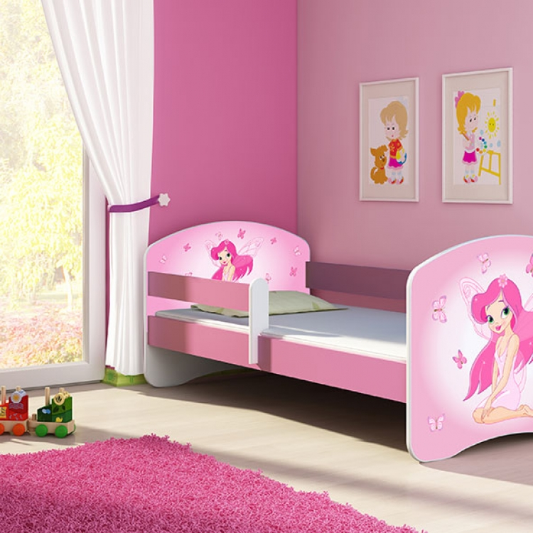 Krevet za decu PINK 180x80 cm acma 2