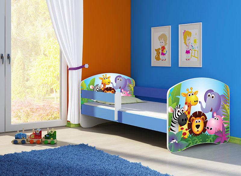 Krevet za decu BLUE 180x80 acma 2