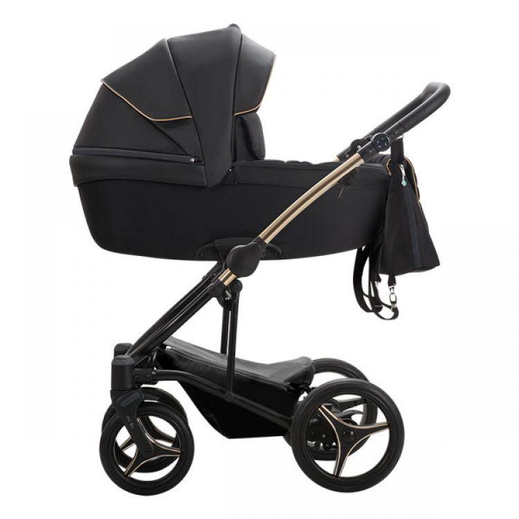 Bebetto Torino GOLD kolica za bebe set 2u1