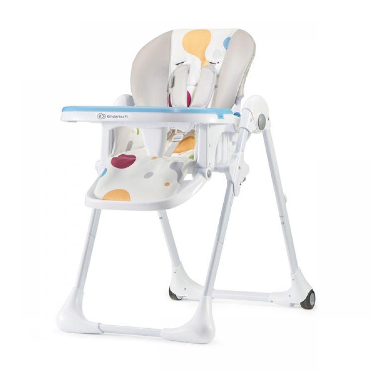 Kinderkraft stolica za hranjenje YUMMY multi