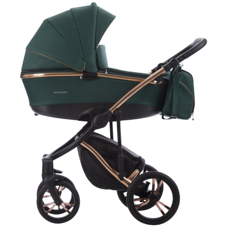 Bebetto Bresso STELLA Premium Class kolica za bebe set 3u1