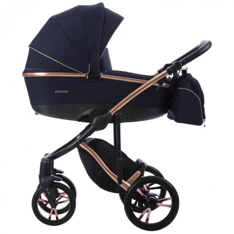 Bebetto Bresso STELLA Premium Class kolica za bebe set 2u1