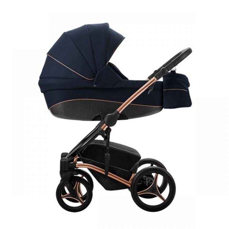 Bebetto Tito STELLA Premium Class kolica za bebe set 3u1