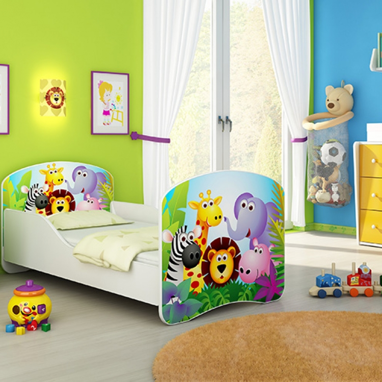Krevet za decu 140x70 acma 1
