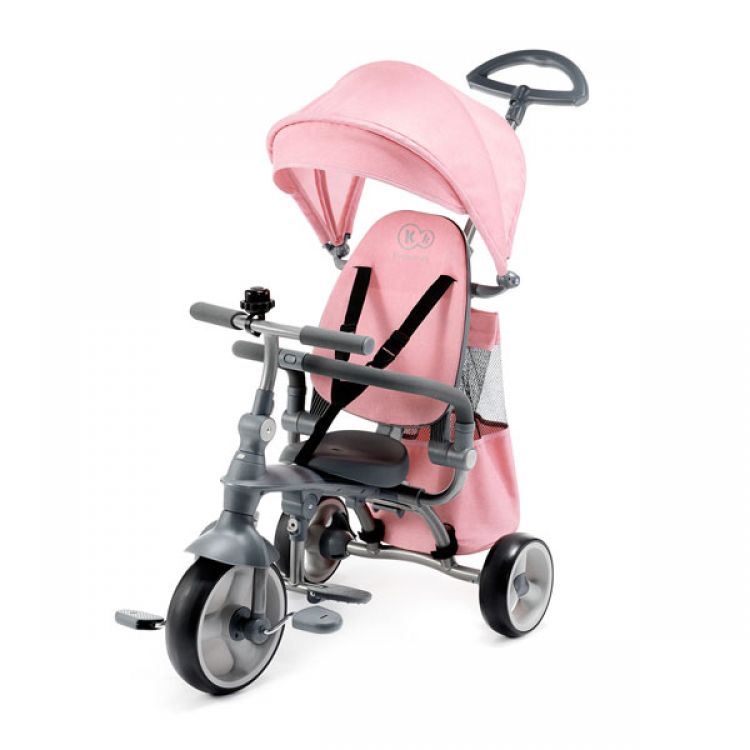 Kinderkraft tricikl Jazz pink