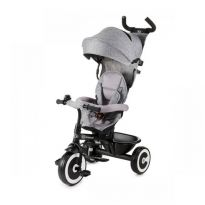 Kinderkraft tricikl ASTON grey