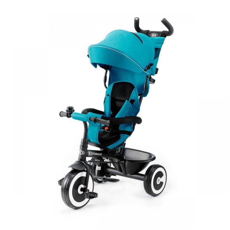 Kinderkraft tricikl ASTON turquoise