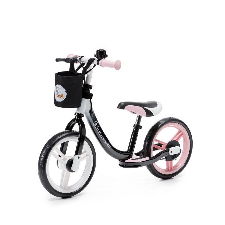 Kinderkraft bicikl guralica SPACE pink