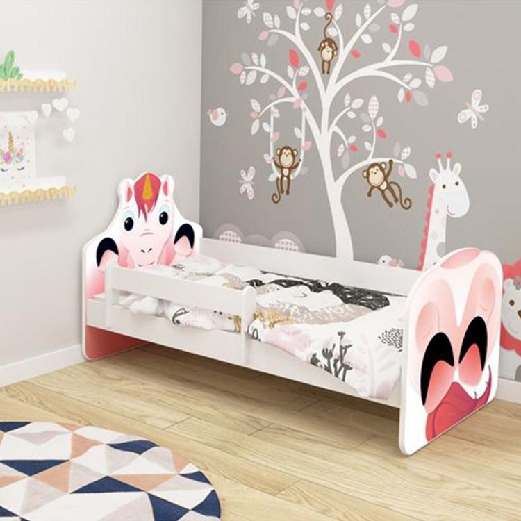 Krevet za decu ANIMALS 180x80 cm White acma VII