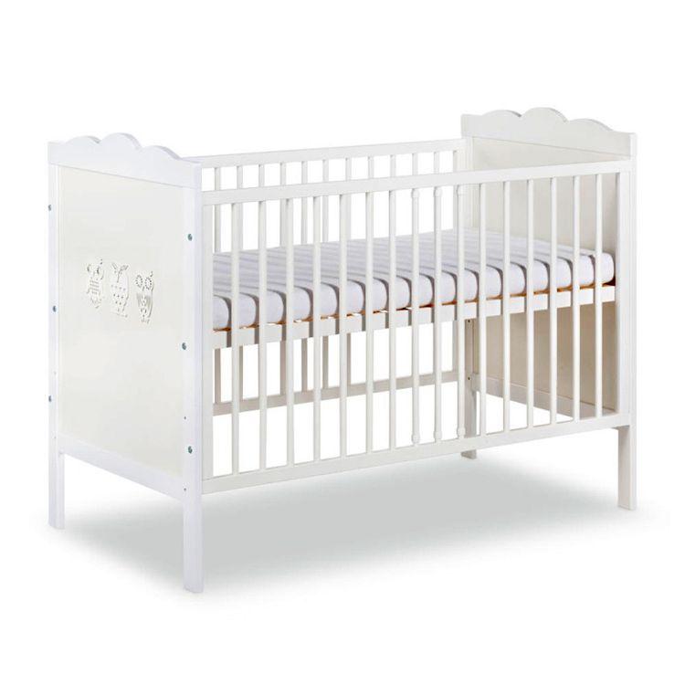 MARSELL krevetac za bebe 120x60