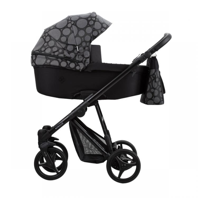 Bebetto Nitello kolica za bebe set 3u1