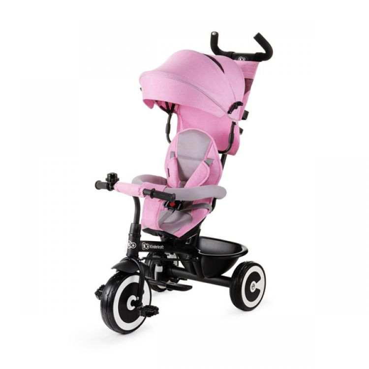Kinderkraft tricikl ASTON pink