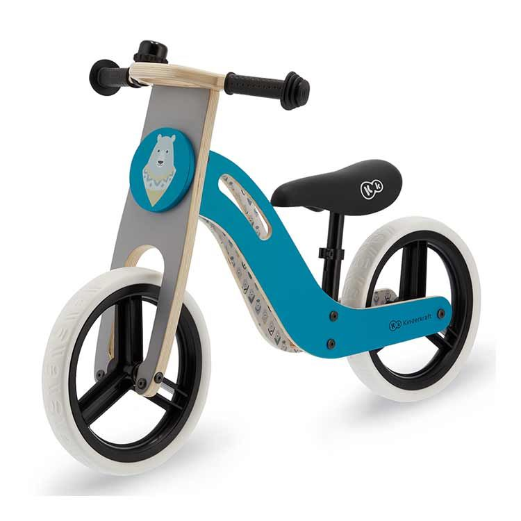 Kinderkraft bicikl guralica UNIQ turquoise