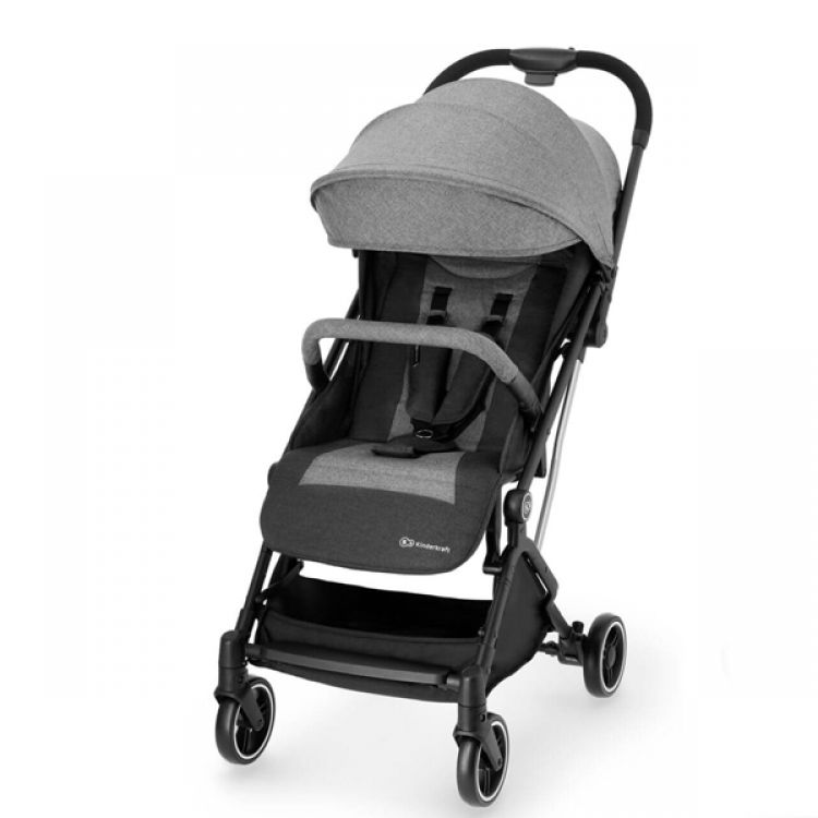 Kinderkraft kolica INDY grey