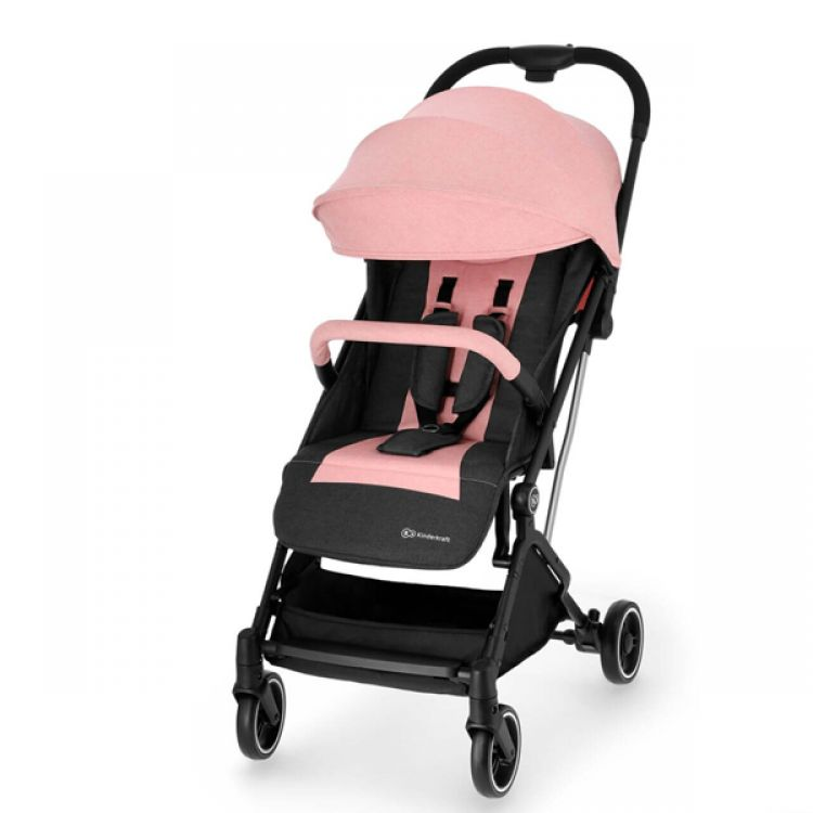 Kinderkraft kolica INDY pink