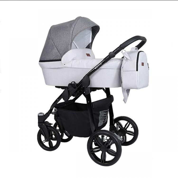 Kunert Verino kolica za bebe set 3u1