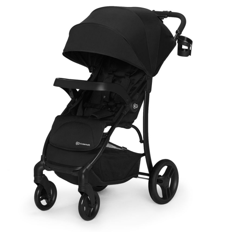 KINDERKRAFT KOLICA CRUISER BLACK
