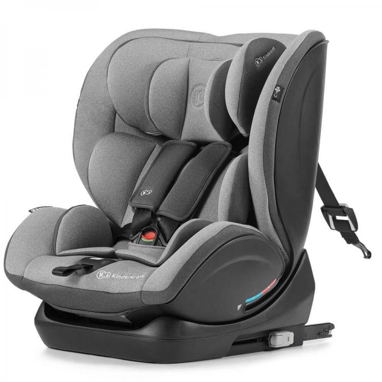Kinderkraft auto sedište myway 0-36 kg isofix grey