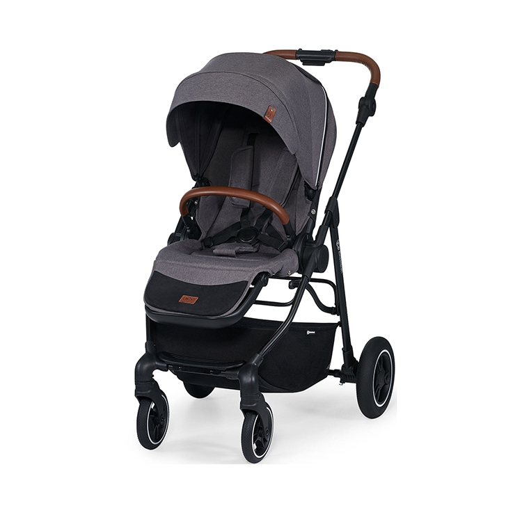 KINDERKRAFT ALL ROAD KOLICA ZA BEBE ASH GREY