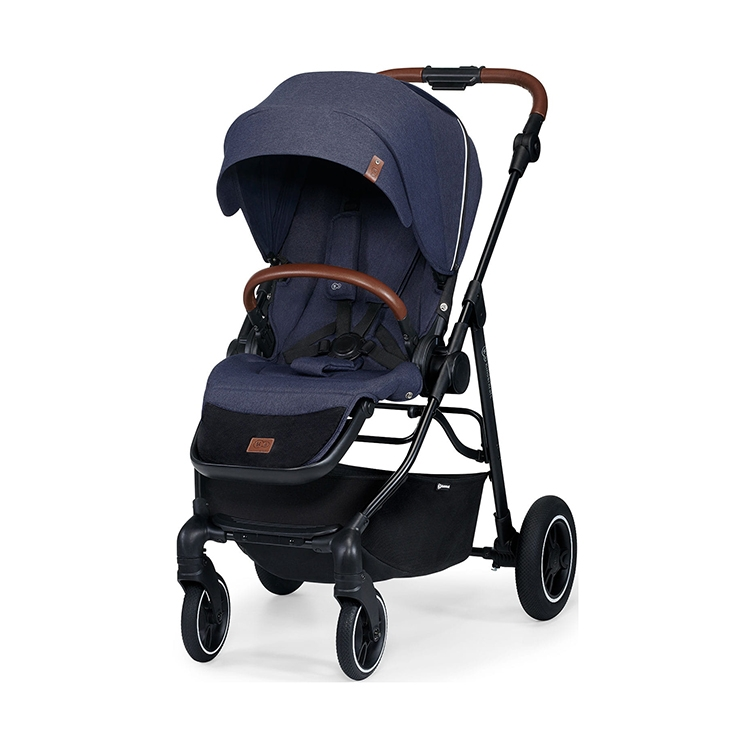 KINDERKRAFT ALL ROAD KOLICA ZA BEBE IMPERIAL BLUE