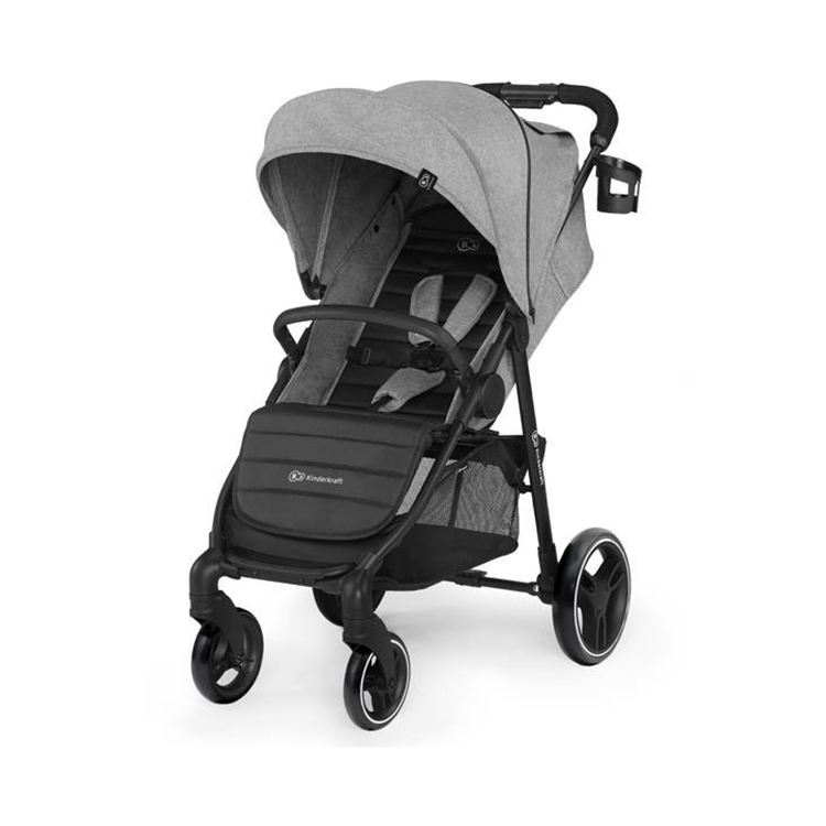 KINDERKRAFT GRANDE CITY KOLICA ZA BEBE GREY
